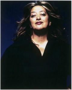 Zaha Hadid. (Forgemind ArchiMedia/Flickr Creative Commons)